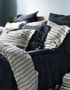 Kopfkissenbezug-Stripe-Lovely-Linen