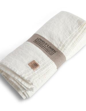 Leinentischdecke LOVELY off-white Lovely Linen