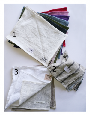 Bettwaesche Farbmuster zur Auswahl