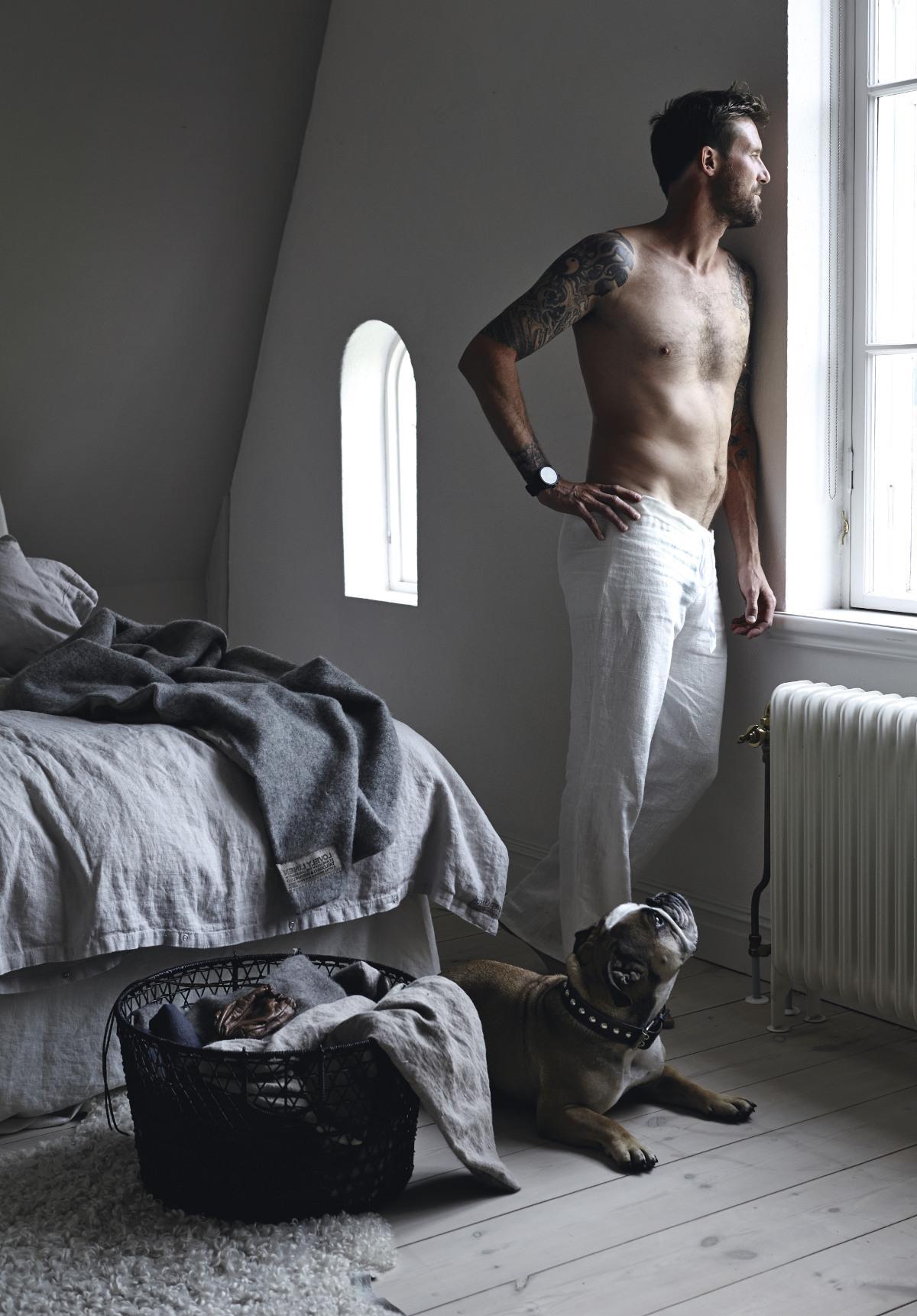 Bettwäsche und Kopfkissen aus Skandinavien von Lovely Linen