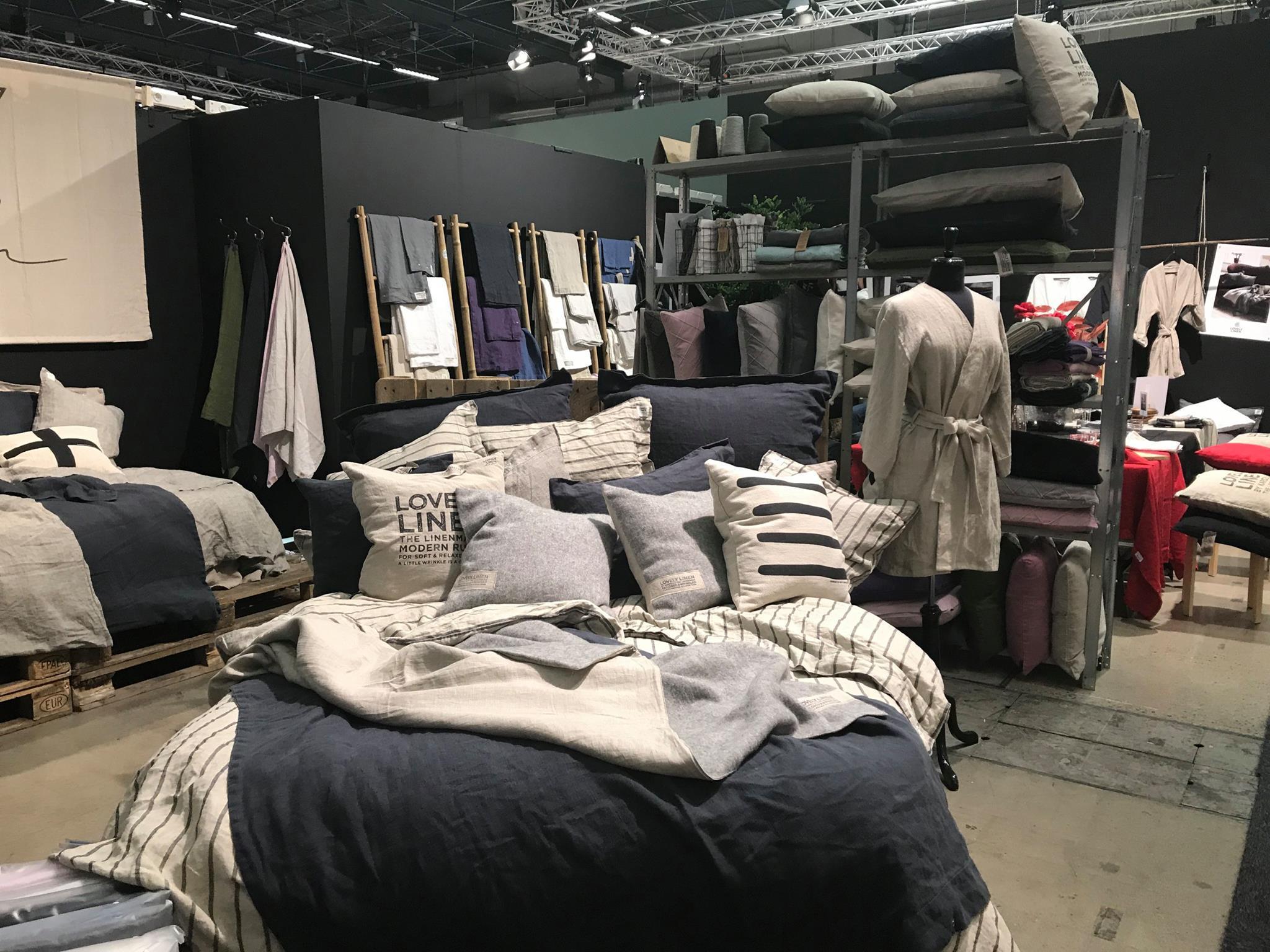 135x200 cm Bettwäsche Lovely Linen