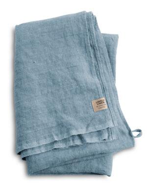 Hamam Lovely Linen dusty blue