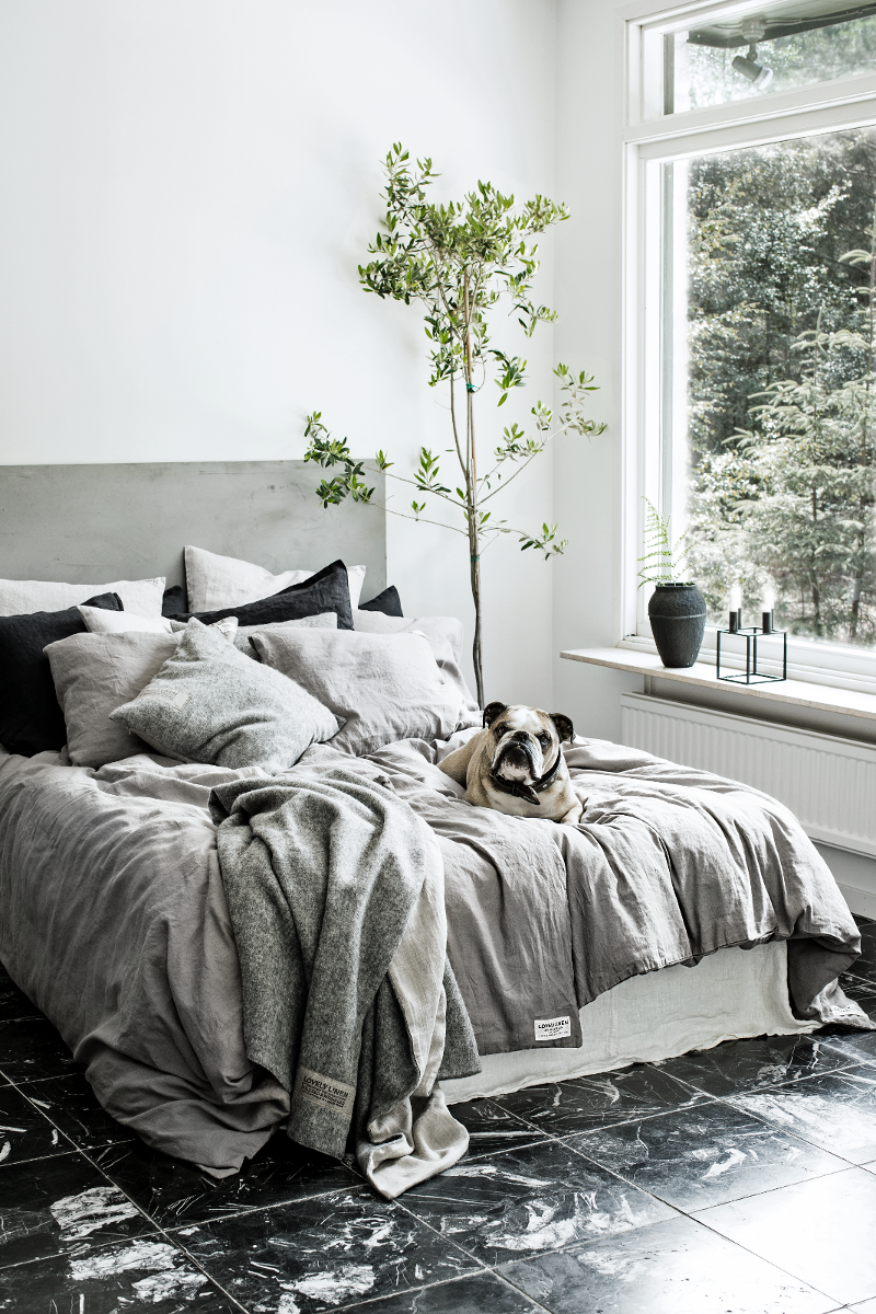 Duvet Covers Linen from Scandinavia