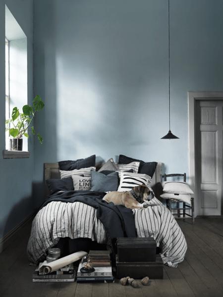 Bettwäsche Stripes black von Lovely Linen online im Set günstig kaufen