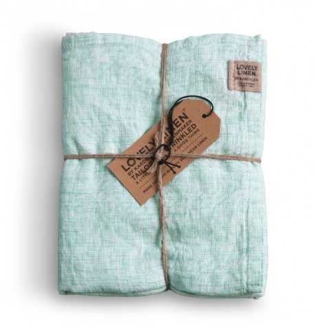 Servietten Chambray Ocean von Lovely Linen