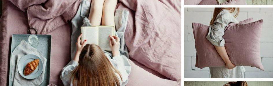 Bettbezug und Bettlaken von Magic Linen